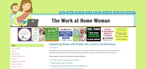 5 Best Work from Home Websites You Need to See