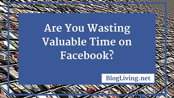 Wasting Time on Facebook