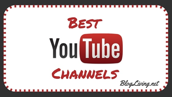 Updated June 2016 with 35 channels of YouTube fun! The best YouTube channels in Educational, Foodie, Funny, Motivational, Music, Professional, and Science.